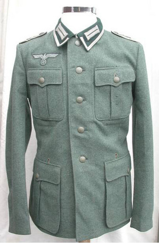 国防軍歩兵科下士官戦闘服(M36タイプ)
