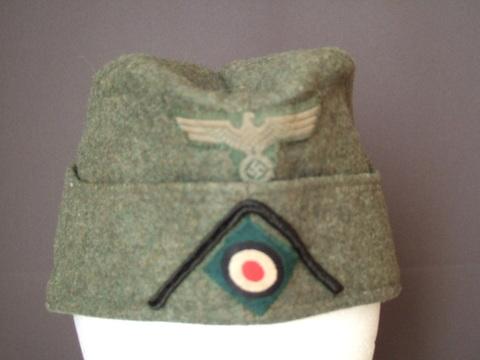 国防軍工兵用略帽