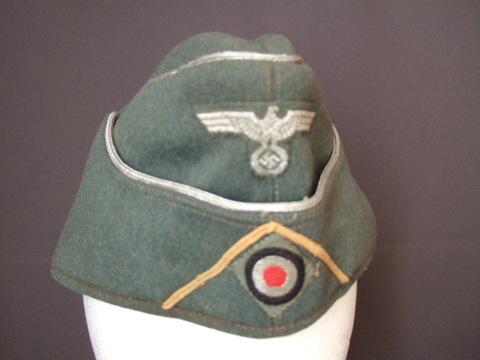 騎兵科将校用略帽