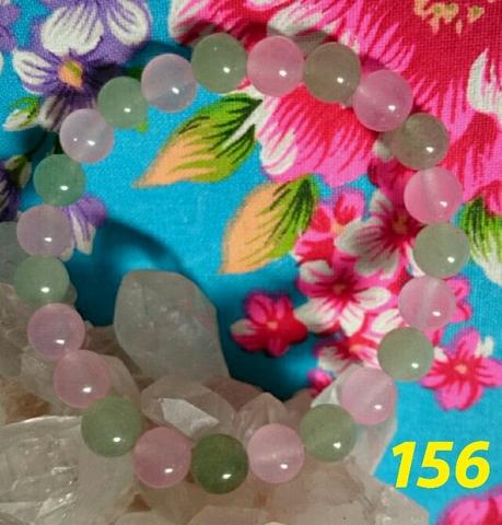 156 幸運を引き寄せる開運ブレスレット