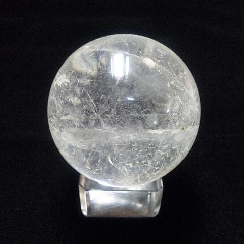 透明水晶玉49mm