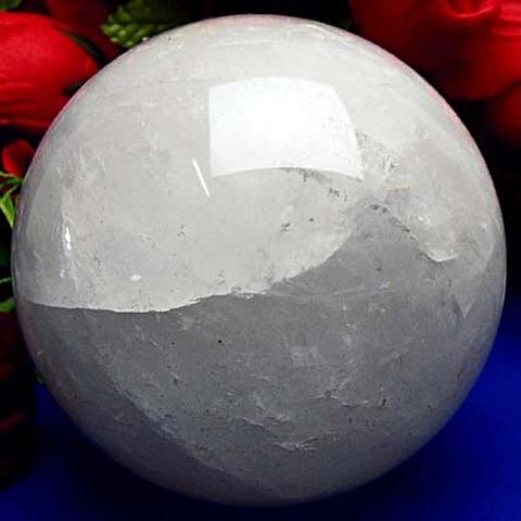 特大白水晶玉100mm