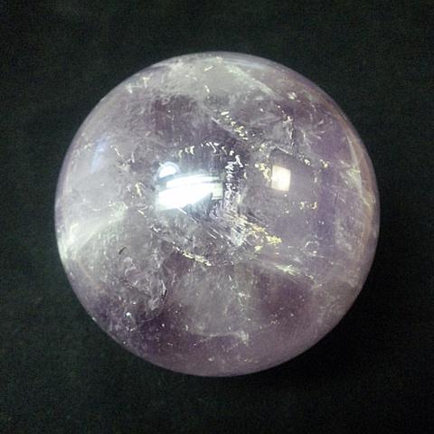 特大アメジスト水晶玉107mm