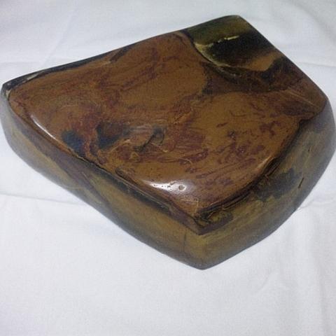 タイガーアイ磨き原石1.4kg
