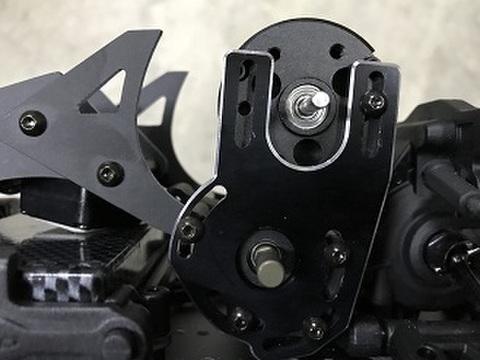 YD-2S用アルミモーターマウント