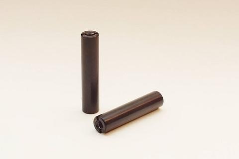 アルミ製ポスト28mm(2本セット)