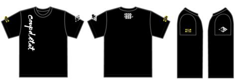 4代目神風兵団Tシャツ( coup d'ÉtatTシャツ)