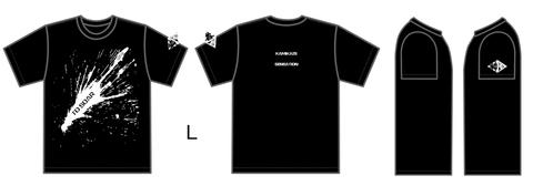 2代目神風兵団Tシャツ(TO SOAR Tシャツ)
