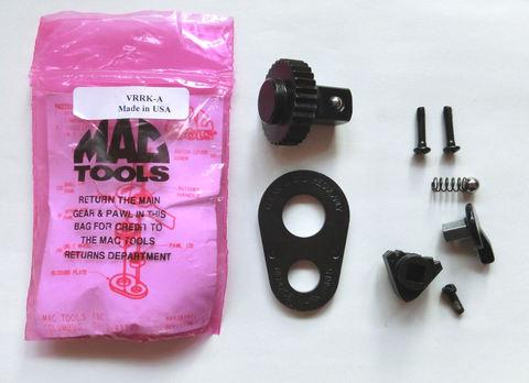 Mac tools (マックツールズ) ラチェット 修理用 リペア パーツ セット 1/2 差し込み VRRK-A 並行輸入品