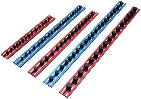 VIM TOOLS マグネット ソケット レール 3/8 ブルー 青 並行輸入品 並行輸入品