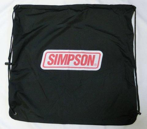 米国 SIMPSON シンプソン 純正 ヘルメットサック ヘルメット袋