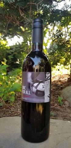 ラガーワイン ワンフォーオール マスカットベーリーA 辛口