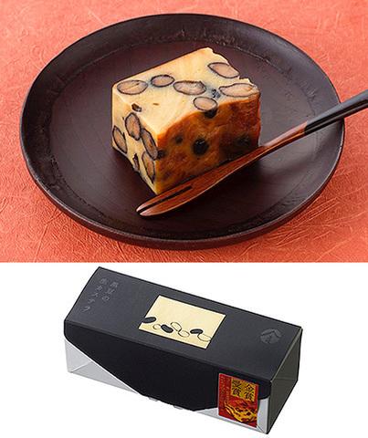 黒豆の生カステラ(プレーン)