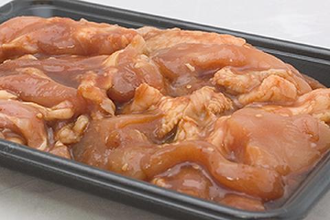 自家製タレ付赤地鶏(500g)