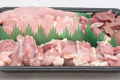 赤地鶏(1羽分)