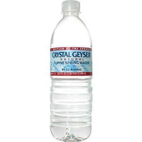災害時の備蓄用保存水に!クリスタルガイザー500ml【28本セット】