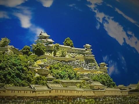 和歌山城 お城 ジオラマ 完成品