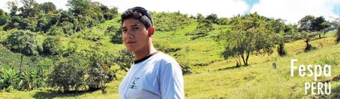 ペルー フェスパ農園200g豆