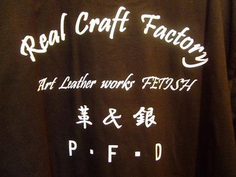 オリジナルTシャツ(黒T×白)