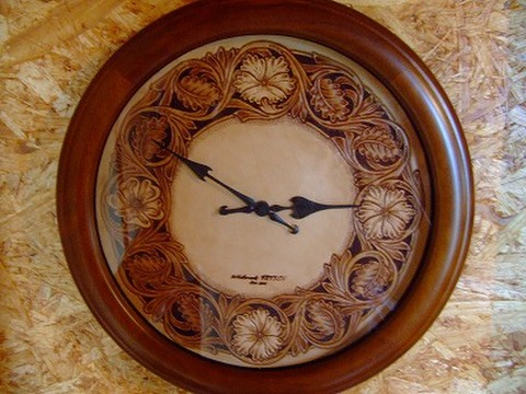 カスタム掛け時計(大)