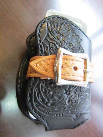 携帯電話 ケース カービング 手縫い ハンドメイド オーダー