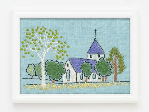 C20 白壁の教会