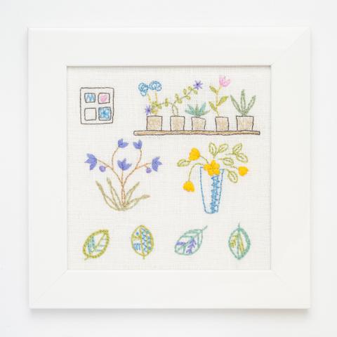 D37 花の図案