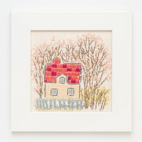 B17 小さな家の四季・春
