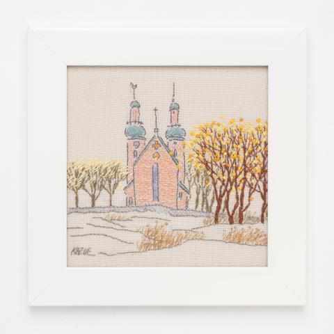 D09 ストックホルムの教会