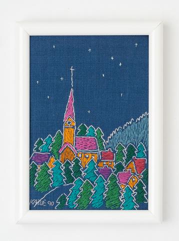 X38 森の教会の聖夜