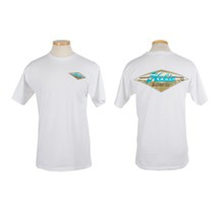 DIAMOND WHT MENS S/S T