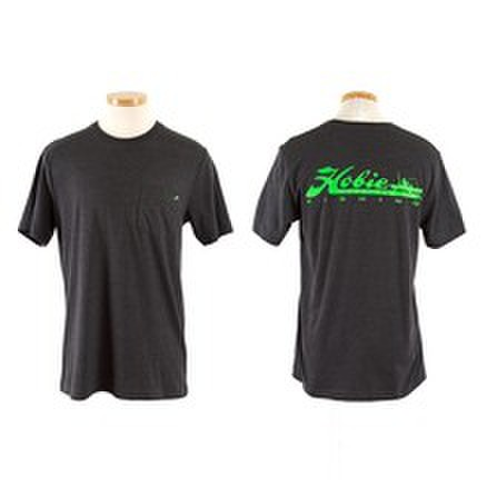 Hobie Fishing Tシャツ<FISHING CHAR/LIME >