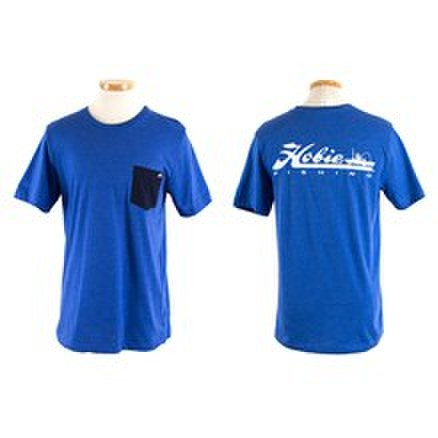 Hobie Fishing Tシャツ<FISHING R BLUE/WHT>