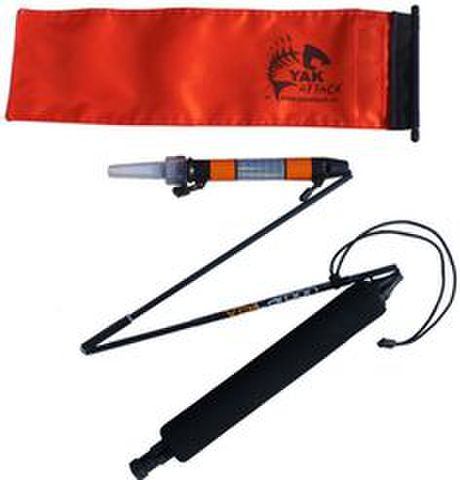 【30%オフ】VISIPole II™Ready, Includes Flag and Mount