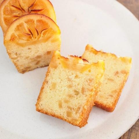 【ウェブショップ限定】レモンパウンドケーキ(冷凍便 送料別)