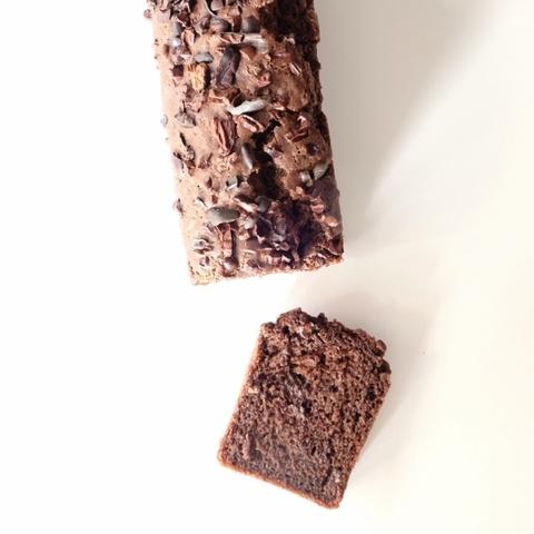 【ウェブショップ限定】米粉のチョコパウンドケーキ(冷凍便 送料別)
