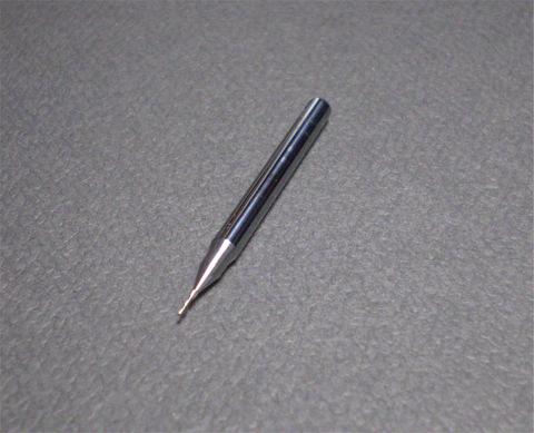 小径 超硬エンドミル 0.5mm シャンク3.175mm