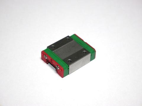 リニアガイドMGN15C 標準型 スライドブロック