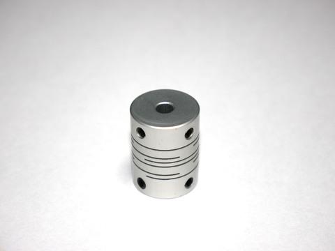 並行スリット式 カップリング 6.35mmx10mm