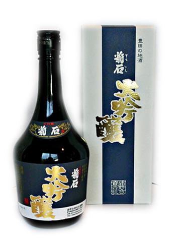 菊石 大吟醸(箱入) 720ml