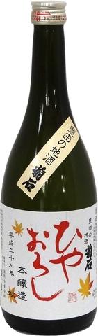 菊石ひやおろし本醸造720ml(箱代込)