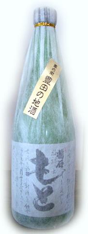 菊石本醸造 もと 720ml(箱代込)