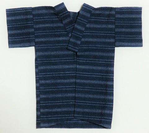 犬用お着物(男の子用)化繊17600円~ 正絹19800円~ 結ぶ帯付き