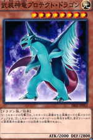 武装神竜プロテクト・ドラゴン N [SR02-JP012]