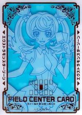 【遊戯王】ブルーエンジェル(プラスチック製 箔押し仕様)【特製フィールドセンターカード・特典】