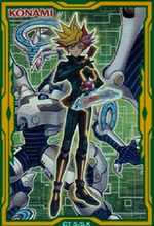【遊戯王】LINK VRAINS BOX スペシャルプロテクター「Playmaker」(スリーブ60枚)