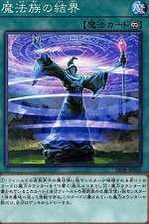 魔法族の結界 N [SR08-JP026]