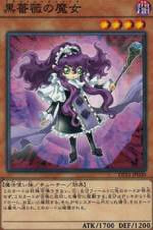 黒薔薇の魔女 N [DP21-JP030]