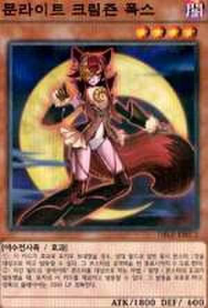 月光紅狐 韓国N [DBLE-KRS013]