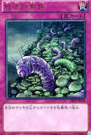 針虫の巣窟 UR [DS14]